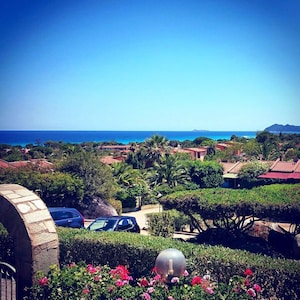 Panoramablick Villa Lucy