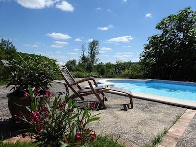 Pays de Serres en Quercy, Tarn-et-Garonne, France