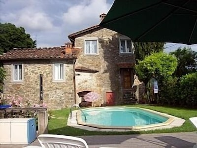 Coreglia Antelminelli, Toscane, Italië