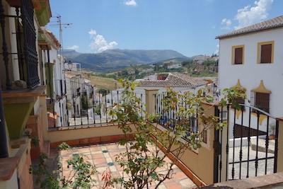 Casa con piscina en el casco antiguo de Ronda