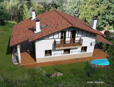 House / Villa - Lasarte-Oria TO EIGHT MINUTES OF SAN SEBASTIANCasa con jardín