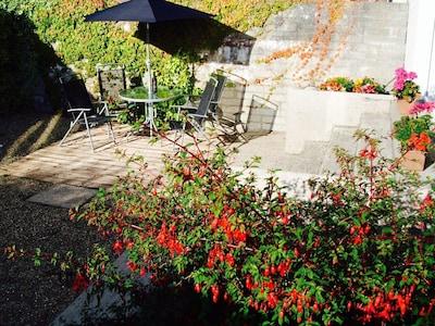 Sunny Patio Garden