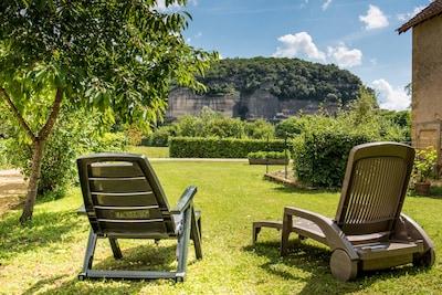 La Roque Saint-Christophe, Peyzac-le-Moustier, Dordogne, France