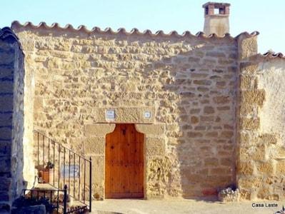 Puerta de la casa