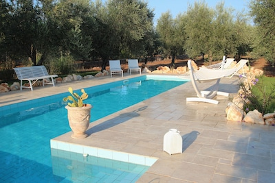 Welcome to Casa Kit - 13m  long pool just waiting for you.