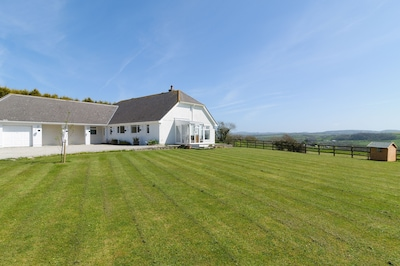 A beautiful, family home, close to the Cornish coast.