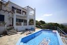 Villa Julanda's private swimming pool