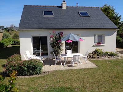 Plounéour-Trez, Plounéour-Brignogan-Plages, Finistère, Frankreich
