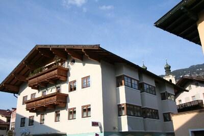 Hopfgarten Markt, Hopfgarten im Brixental, Tyrol, Autriche