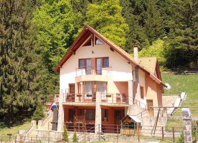Poiana Brasov Ski Resort, Rasnov, Brașov County, Romania