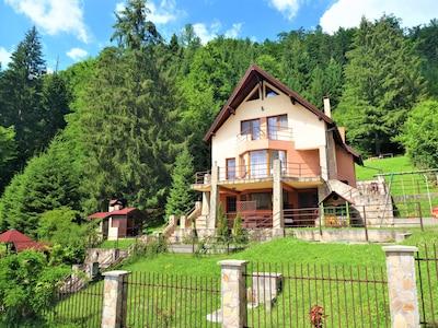 Casa Olandeza in summer