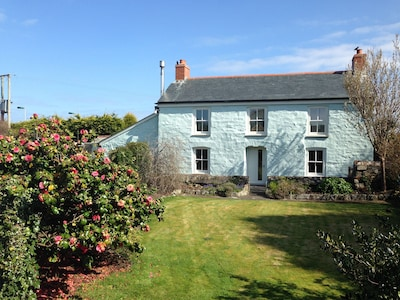 Cottage In St. Agnes, Cornwall