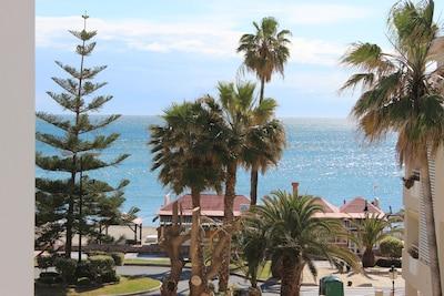 First Line Beach and Boulevard,Carihuela,Torremolinos, Sol y Mar