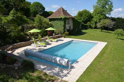 Bersac-sur-Rivalier, Haute-Vienne, France