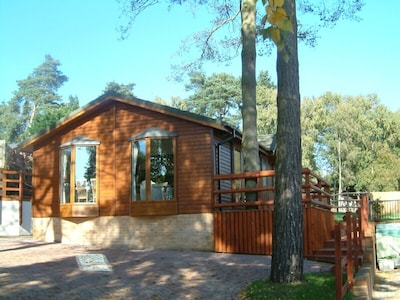 Our holiday lodge