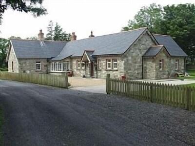 Moyne Abbey, Killala, Mayo Provinz, Irland