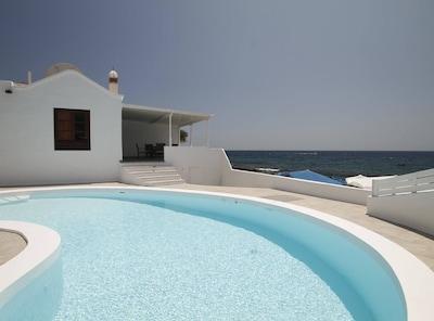 Playa Quemada, Yaiza, Iles Canaries, Espagne