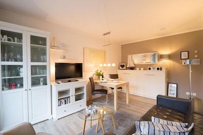 """Herzlich Willkommen in der Wohnung """"Strandflieder"""""""