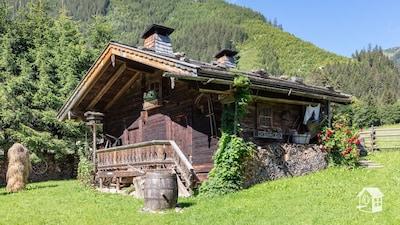 Oberkrimml, Krimml, Salzburg State, Austria