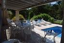3) Terrasse et solarium