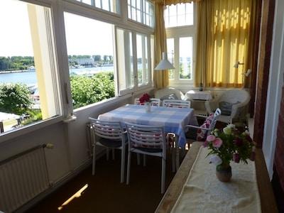 Urlauben wie Buddenbrooks - 180 ° Ostsee-Trave-Panorama