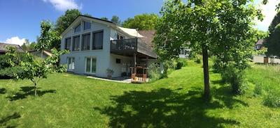 Höri Ferienhaus am idyllischen Untersee, Künstlerwinkel am Bodensee