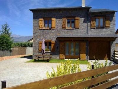 Maison de charme dans les Pyrénées (CERDANYA)