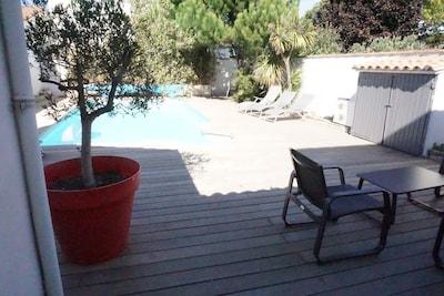 Cote piscine