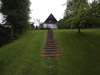 das Ferienhaus, Einige sagen Auf d' Alm