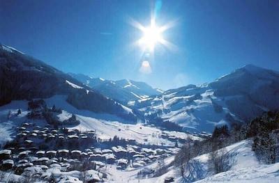Hinterglemm, Saalbach-Hinterglemm, Salzburg State, Austria