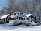 Schneeidyll