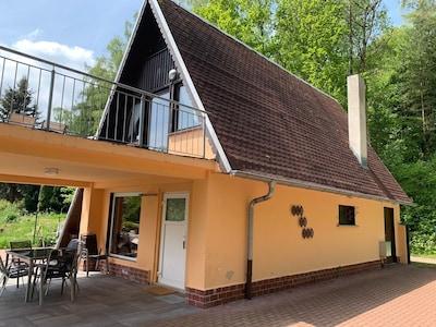 Allendorf, Thüringen, Deutschland