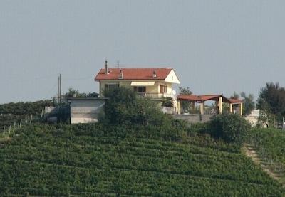 Casa Bertalero, Alice Bel Colle, Piedmont, Italy