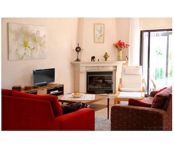 Casa Boa Vida Wohnzimmer