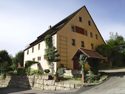 Oberndorf, Reichenschwand, Bavaria, Germany