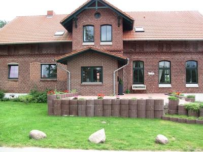 Chausseesiedlung, Hinrichshagen, Mecklenburg-West Pomerania, Germany