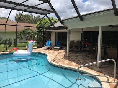 Kings Lake, Naples, Florida, United States of America
