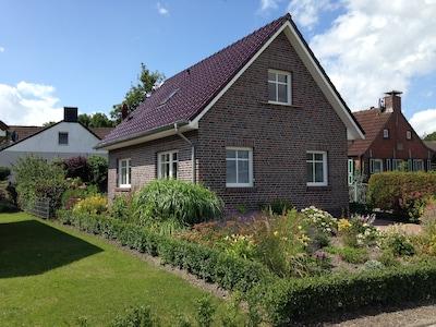 """Unser komfortables Ferienhaus """"Maris"""" bietet moderne und liebevolle Ausstattung"""