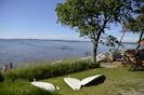 Mein Ostseeferienhaus Strandhäuser am Salzhaff: 250m zur Surfschule San Pepelone