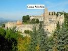 Casa MoMa liegt mitten im historischen Ortskern
