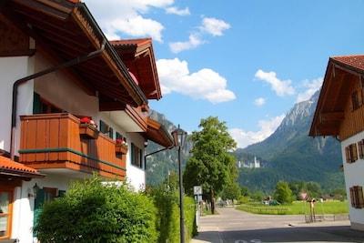 Schwangau, Bavière, Allemagne