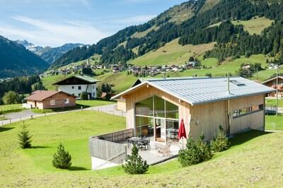 Zwerenalpbahn, Mittelberg, Bayern, Vorarlberg, Österreich