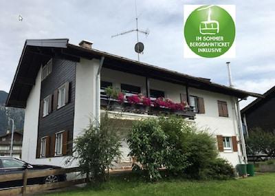 Teleférico de Gipfel, Oberstdorf, Baviera, Alemanha
