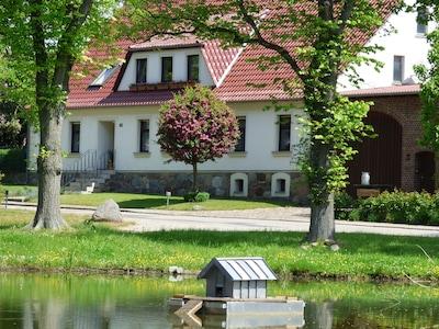 Niemegk, Région de Brandenbourg, Allemagne