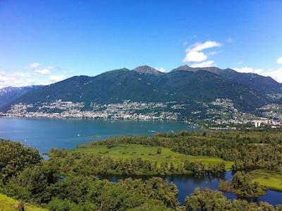 Magadino, Gambarogno, Canton of Ticino, Switzerland