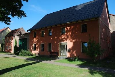 Bad Belzig, Région de Brandenbourg, Allemagne
