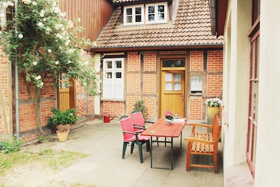 Hermannsburg, Südheide, Basse-Saxe, Allemagne