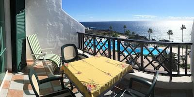Duplex luxury apartment with stunning panoramic sea views