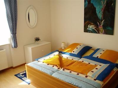 Schlafzimmer 'blue'