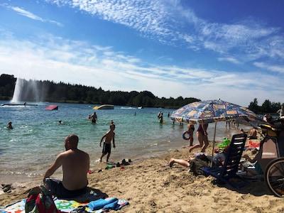 Strand am Dankernsee